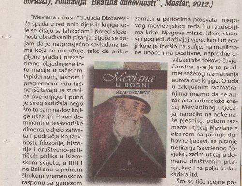 Mevlana u Bosni